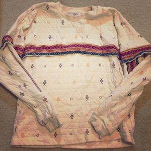 Ethnic Zara Sweatshirt